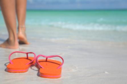 Healthy feet and healthy toenails