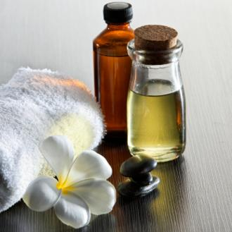 Natural cure using essential oil