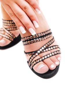 toenail art